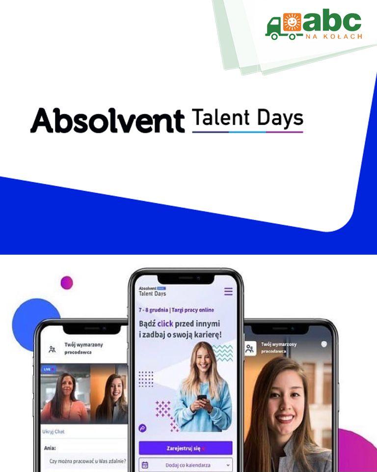 Absolvent talent days